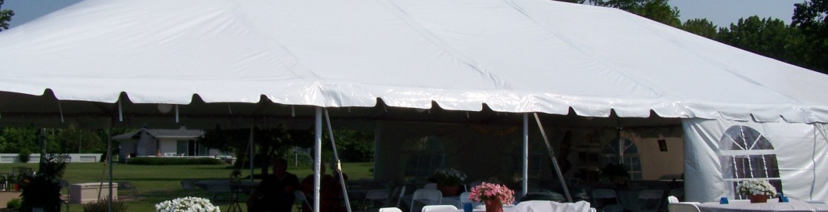 Tent Rental Northern Ohio
