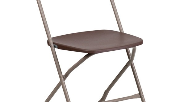 Brown Poly Chair