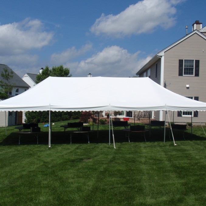 DIY Canopy Tent Rental
