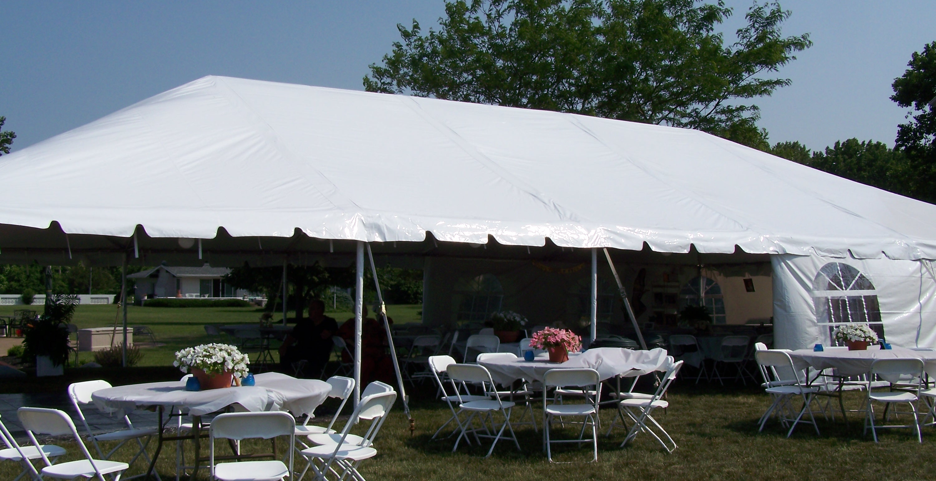 WITT Rental, Norwalk OH | Tent Table & Chairs for Weddings, and more